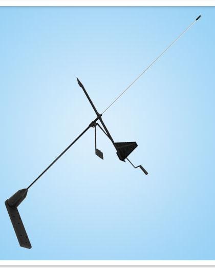 YHK VHF Whip V-Tronix Antenna